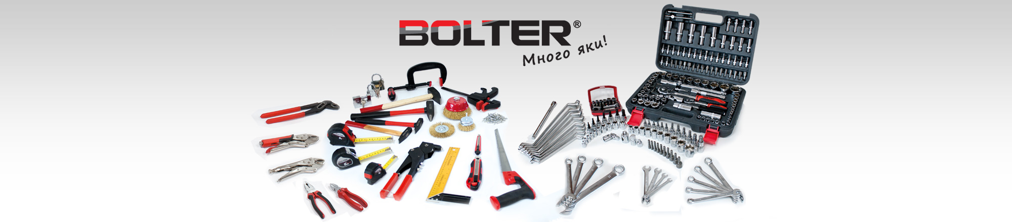 bolter hand tools